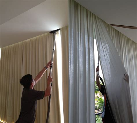 How To Steam Clean Curtains Home Decorations Idea