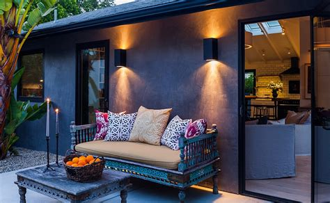 Patio Furniture Lighting Moroccan Patios Courtyards Ideas Photos Decor And Inspirations