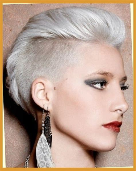 hair style for women with one side of head shaved womens hairstyles shaved one side hairstyles pictures