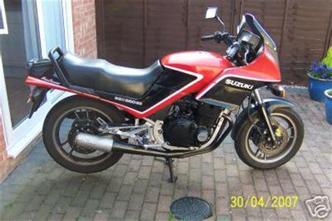 1983 Suzuki Gs550l Suzuki Gs550 Gallery Classic Motorbikes