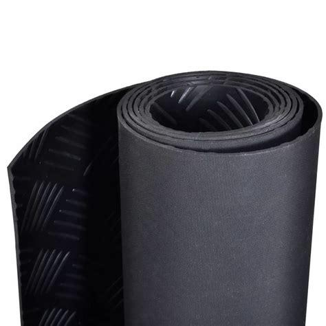 Anti Slip Floor Mats - rubber floor mat anti slip 16 x 3 checker plate vidaxl