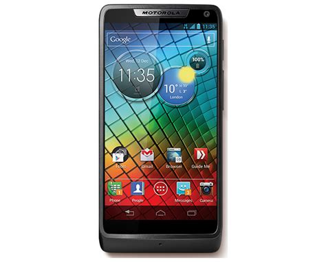 android razr motorola razr i uk sim free pricing revealed
