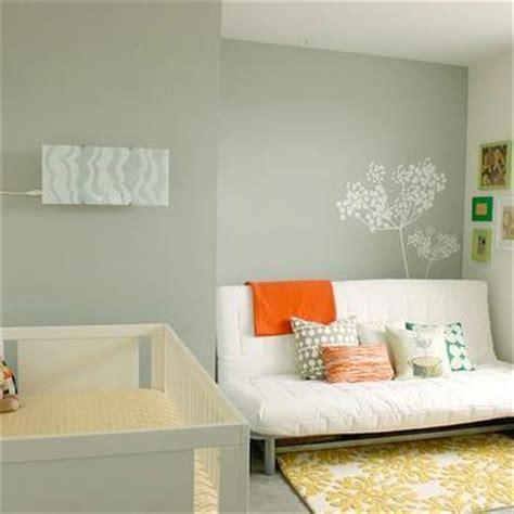 futon nursery gray and green nursery transitional nursery sherwin