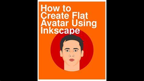 tutorial membuat video time lapse tutorial cara membuat gambar flat avatar menggunakan