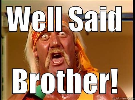 Hulk Hogan Meme - the gallery for gt hulk hogan meme