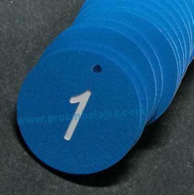 fichas numeradas guardarropa fichas para ropero fichas guardarropas pro embalajes