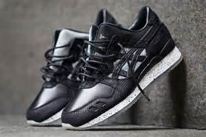 sneaker of the week bait x asics gel lyte iii nightmare