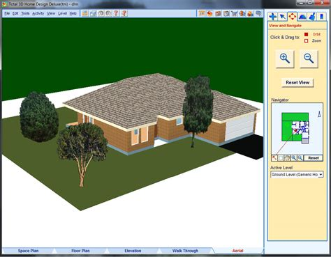 total 3d home design deluxe plus serial key free