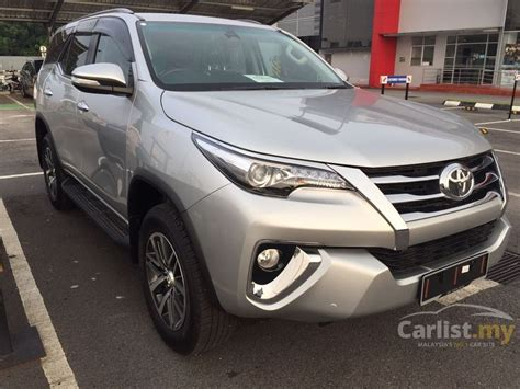 Best Seller Fortuner 1512 Loreng Grey toyota fortuner 2017 srz 2 7 in selangor automatic suv grey for rm 172 588 3761454 carlist my