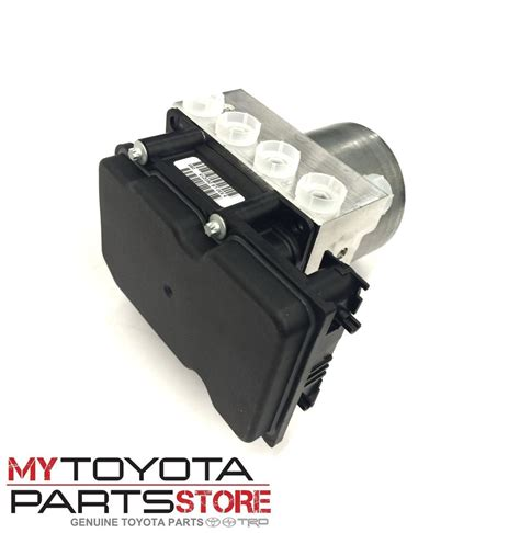 2007 toyota camry abs module 2007 2009 camry brake actuator abs oem genuine toyota
