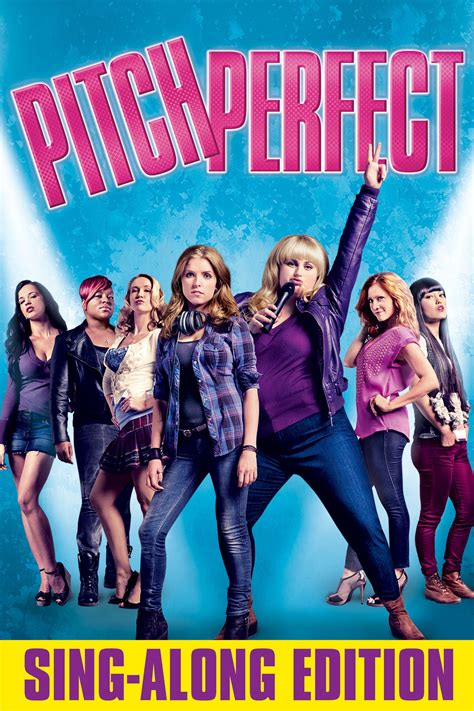 film pitch perfect adalah pitch perfect 2012 posters the movie database tmdb
