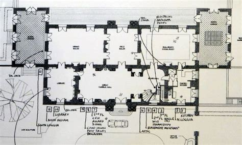 gilded age mansions floor plans vernon court 1st floor gilded age mansions