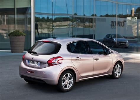 peugeot 208 specification peugeot 208 models vehicle specifications