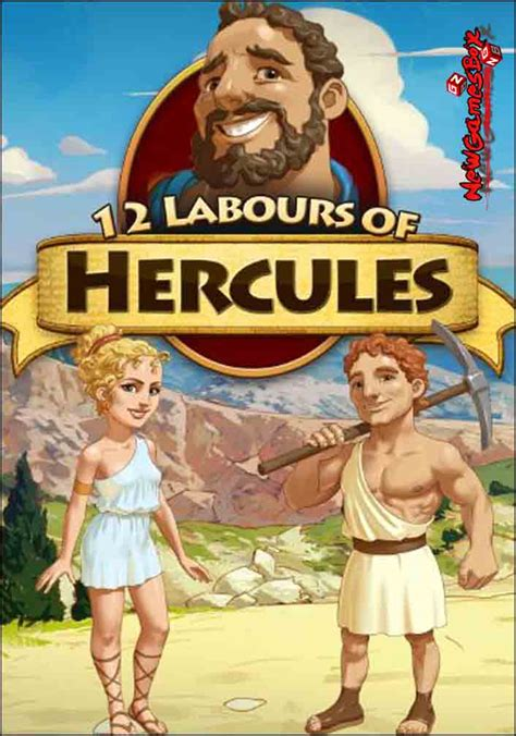download full version hercules game 12 labours of hercules free download full pc game setup