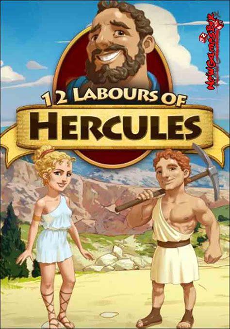 free download games hercules full version 12 labours of hercules free download full pc game setup