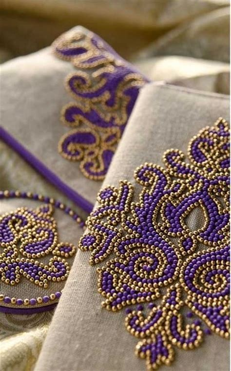 embroidery beading patterns bead embroidery picmia