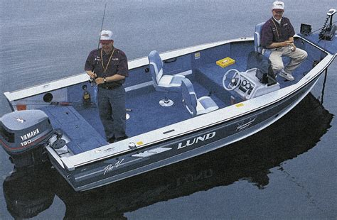 aluminum fishing boats lund our heritage lund boats