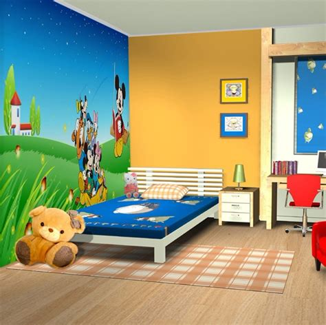 cartoon bedroom wallpaper aliexpress com buy 2013hotthe material factory large murals flowers living room