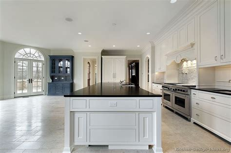 And White Kitchens by Pictures Of Kitchens Traditional White Kitchen