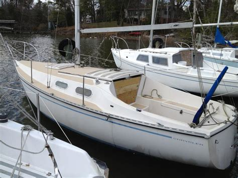 Chrysler Sailboats by 1977 Chrysler C22 Sailboat For Sale In Virginia
