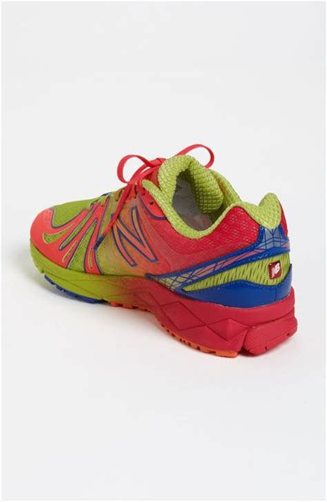 rainbow athletic shoes new balance 890 rainbow running shoe in multicolor