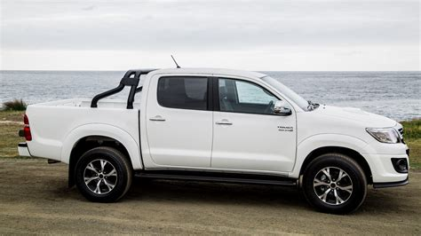toyota usa 2017 2015 toyota hilux review black edition caradvice