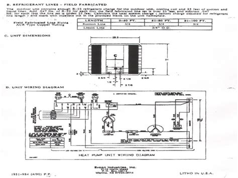 coleman heat thermostat wiring diagram wiring forums
