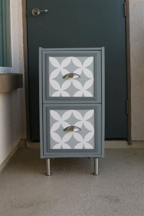 unique cabinet filing cabinet unique refinished furniture