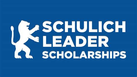 Schulich Mba Financial Assistance by Scholarships Financial Aid Waterloo Oxford District