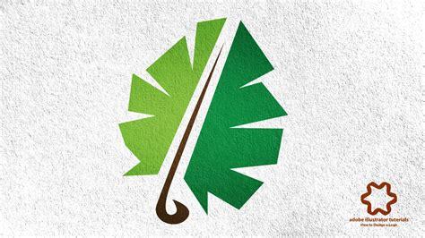 illustrator tutorial leaf adobe illustrator tutorial how to design simple leaf