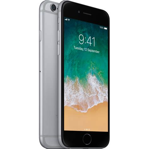A Iphone 6 Iphone 6 32gb Space Grey Big W