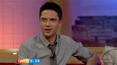 s day quotes topher grace the great thing about a sitcom is that you re by topher