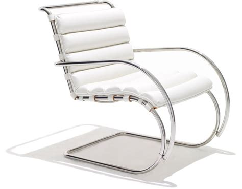 Mies Der Rohe Lounge Chair by Mr Lounge Chair With Arms Hivemodern