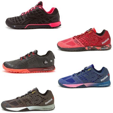 running in crossfit shoes reebok crossfit nano 3 0 4 0 5 0 fusion