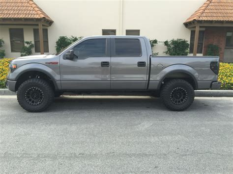 2013 F150 Bed Cover 2013 Fx4 5 0 Sterling Gray Ford F150 Forum