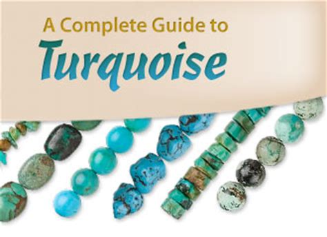 jewelry article a guide to buying turquoise