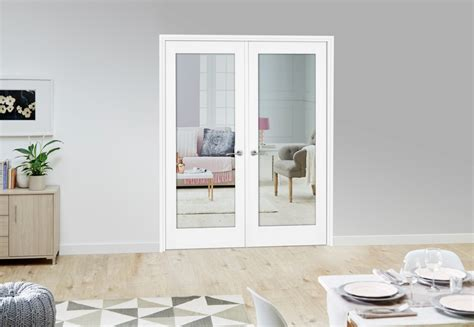 Solid Wood Dining Room Sets p10 white internal french doors climadoor