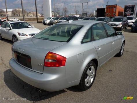2004 audi a6 3 0 quattro light silver metallic 2004 audi a6 3 0 quattro sedan
