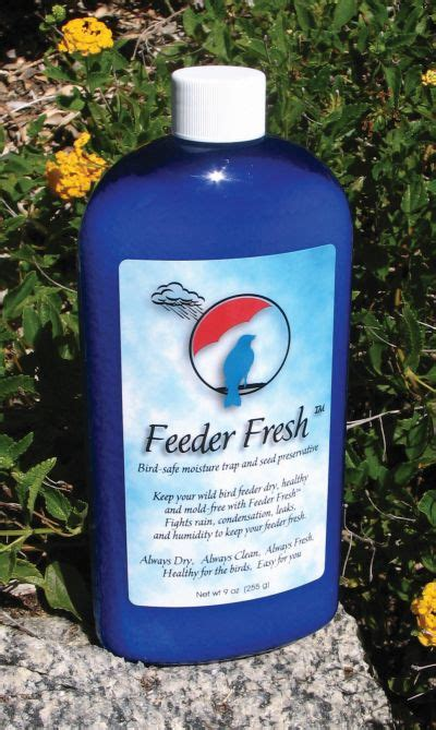 feeder fresh bottle 9 oz storage containers for seed with