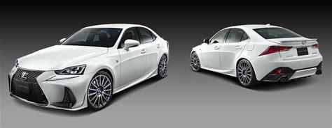 Lexus Isf Parts by Lexus Trd Is F Sport Parts