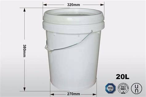 Ember Pail 1 25 Gallons 5 gallon high quality 100 pp plastic paint