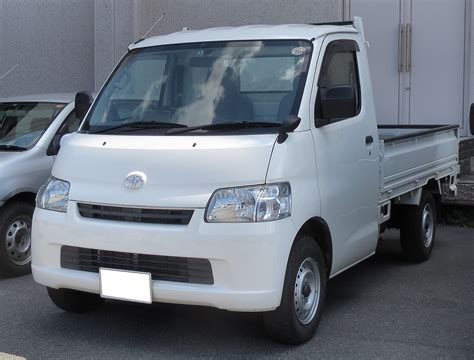 Toyota Townace 4wd File Toyota Townace Truck Dx X Edition 4wd Jpg