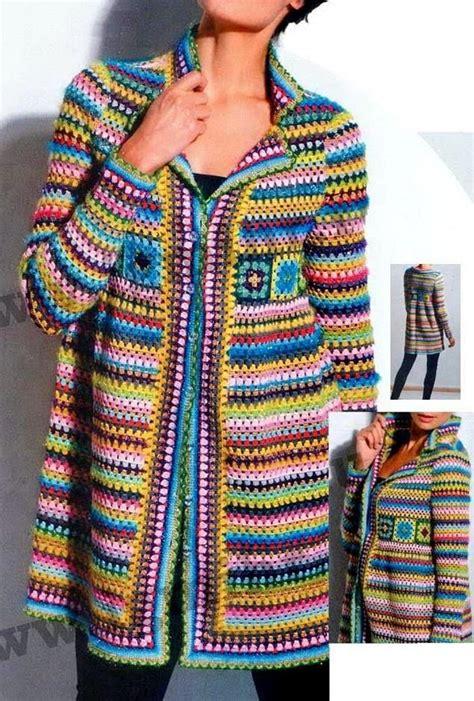 crochet cardigan pattern free pinterest amazing crochet cardigan jacket or coat apparently free