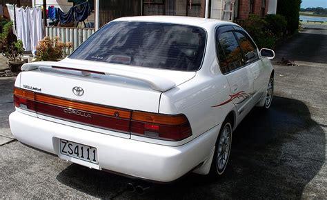 auto air conditioning service 1993 toyota corolla electronic throttle control goldvitzrs 1993 toyota corolladeluxe sedan 4d specs photos modification info at cardomain