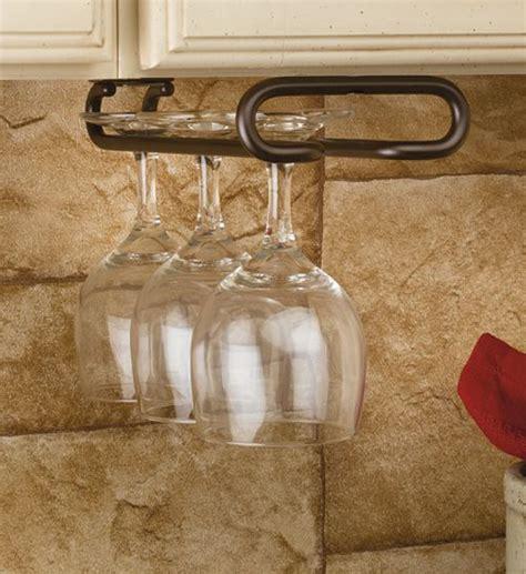 Small Wine Glass Rack by Cabinet Stemware Rack Small In Wine Glass Racks