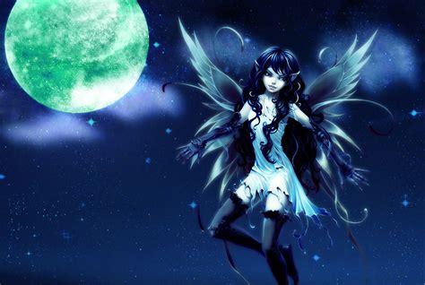 imagenes en 3d manga fondo pantalla anime moon