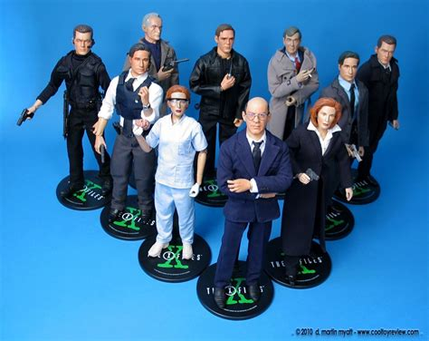 figure x files x files line canceled page 3