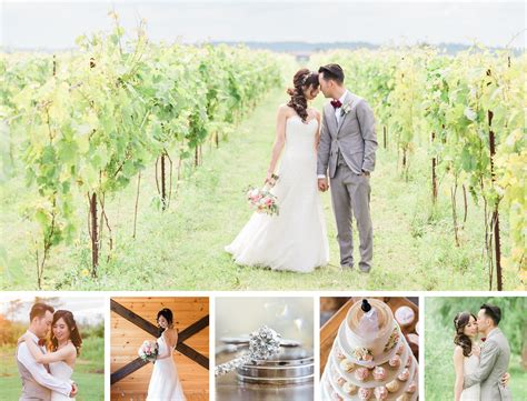To Wed by Marsh Winery Wedding Photos Rustic