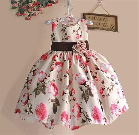 Grey Flower Dress Baju Anak Import harga baju anak zoe black flower dress di jakarta barat