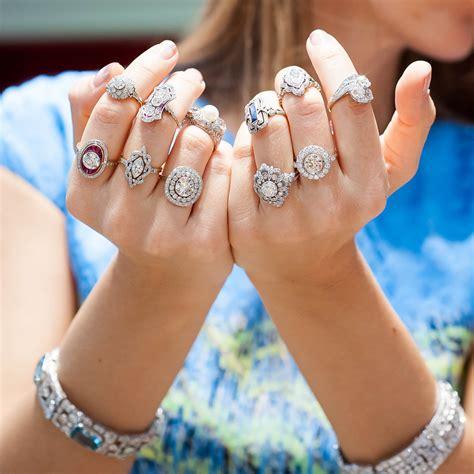 A Vintage Gem In Spitalfields by Jewelry Market Style Guru Fashion Glitz